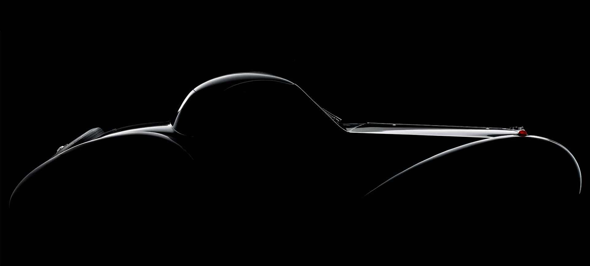 Bugatti Type 57SC Coupé Atalante