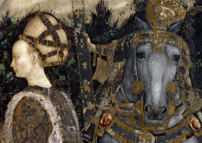 Pisanello – Saint George and the Princess | How to value a work of art
