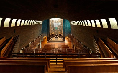 FMR | The Sanctuary of Arantzatzu