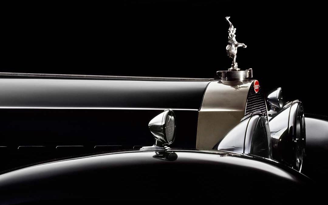 FMR   Divina Bugatti, History of a Masterpiece of Mechanics
