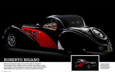 Victor by Hasselblad | Roberto Bigano – The Bugatti Portfolio
