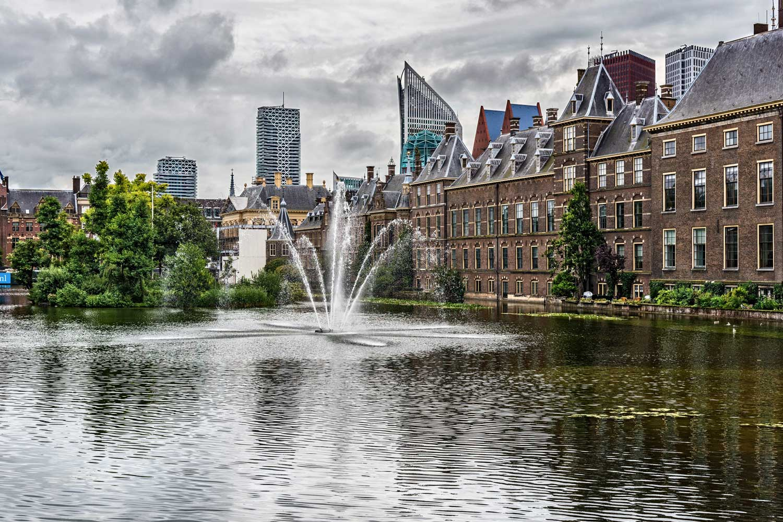 Den Haag, Netherlands  - Parliament
