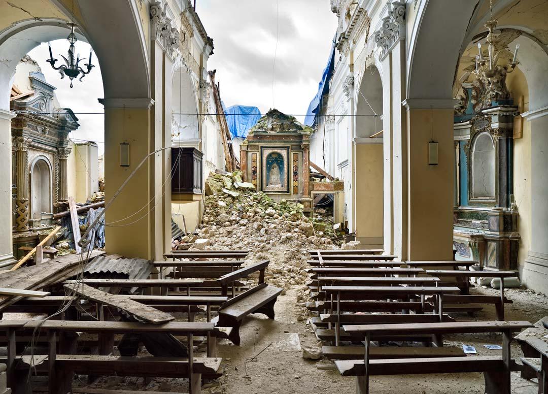 Casentino di Sant'Eusanio Forconese, L'Aquila - Chiesa di San Giovanni Evangelista